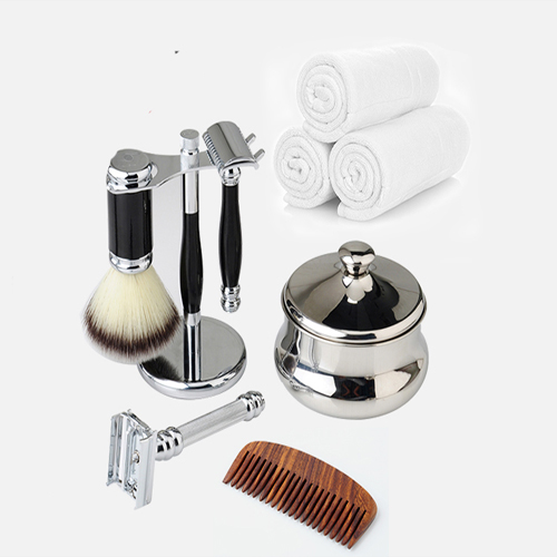 WHY IS SHAVING WITH A SAFETY RAZOR BETTER?